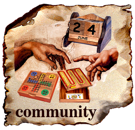 wooden puzzle and wooden games community club