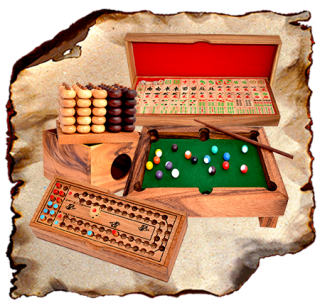 all wooden games dice games strategy games entertain games in monkey pod wood