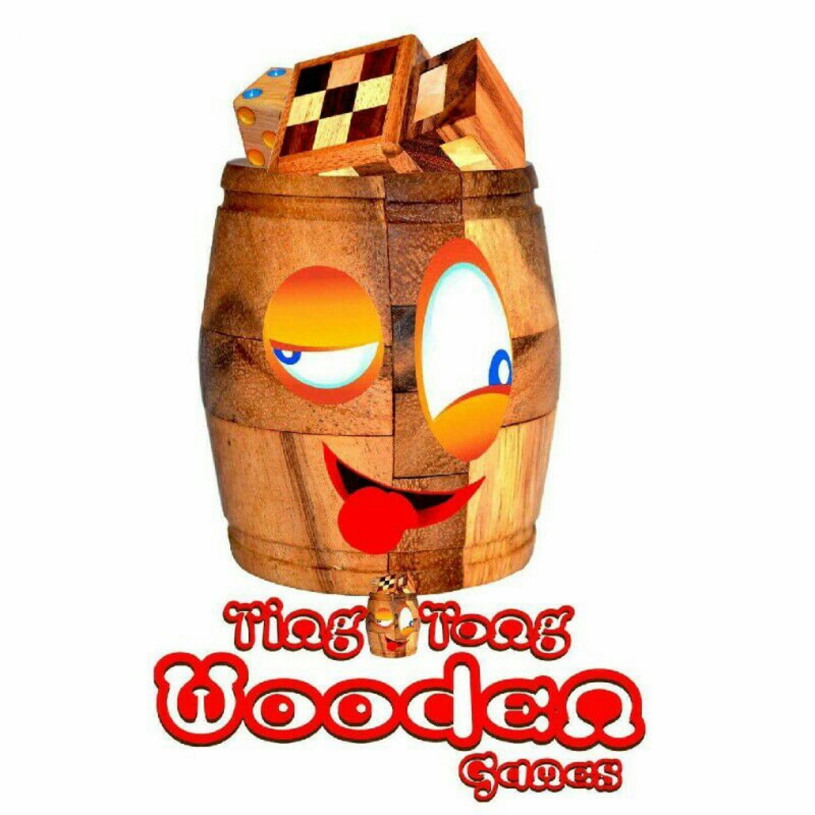Ting Tong Wooden
