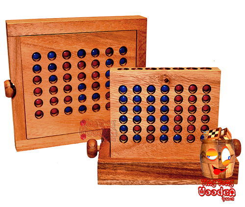 bingo in large version here connect for wooden strategy game in 2 coulour version