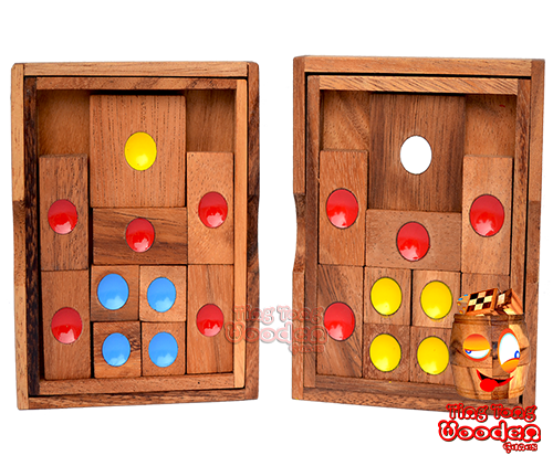 khun pan wooden puzzle made in Chiang Mai Thailand we produce high quality wooden games for wholesale