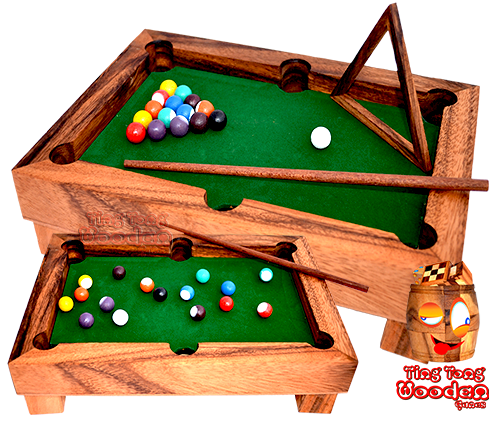 wooden billiard table wholesale Ting Tong Wooden Games Chiang Mai, Thailand