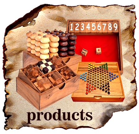 shop with all new products of wooden games and wooden puzzle