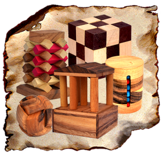 3D wooden puzzle, puzzle games, puzzles with 3 dimensional puzzle and wooden parts acropolis puzzle