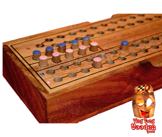 Horse Racing Wooden Dice Game for 2 players specially designed for kids a fun entertainment