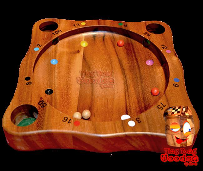 Tiroler Roulette Spielanleitung